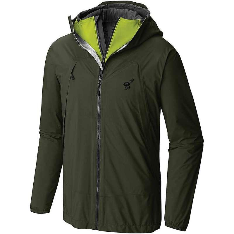 マウンテンハードウェア メンズ ジャケット・ブルゾン アウター Mountain Hardwear Men's Rogue Composite Jacket Surplus Green