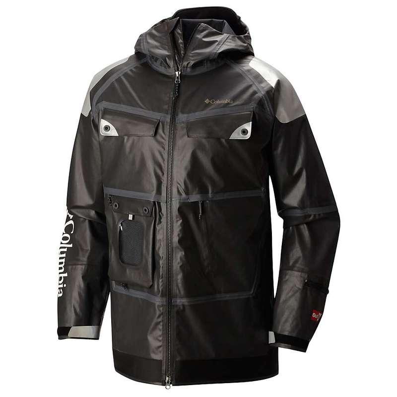 コロンビア メンズ ジャケット・ブルゾン アウター Columbia Men's PFG Force 12 Jacket Black