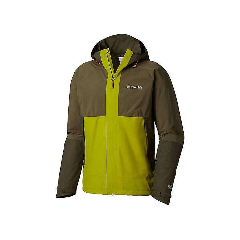コロンビア メンズ ジャケット・ブルゾン アウター Columbia Men's Evolution Valley Jacket Peatmoss / Python Green