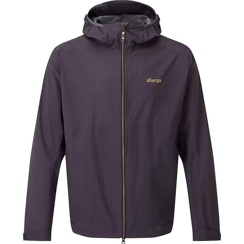 シャーパ メンズ ジャケット・ブルゾン アウター Sherpa Men's Asaar 2.5 Layer Jacket Kharani Grey
