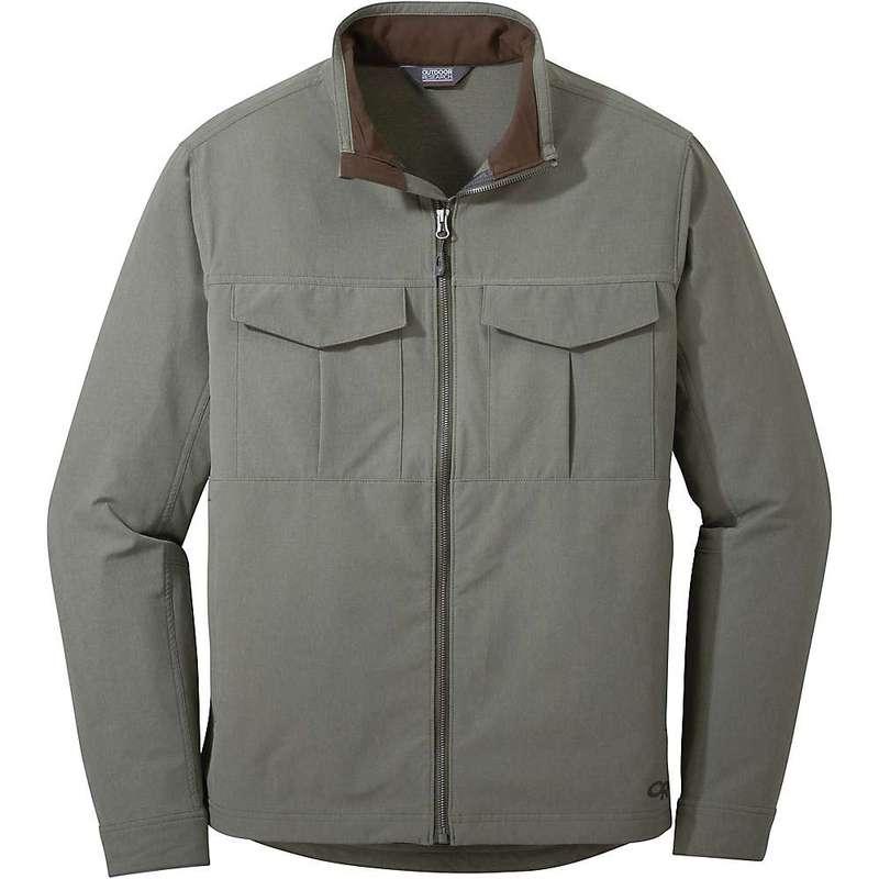 アウトドアリサーチ メンズ ジャケット・ブルゾン アウター Outdoor Research Men's Prologue Field Jacket Fatigue Heather