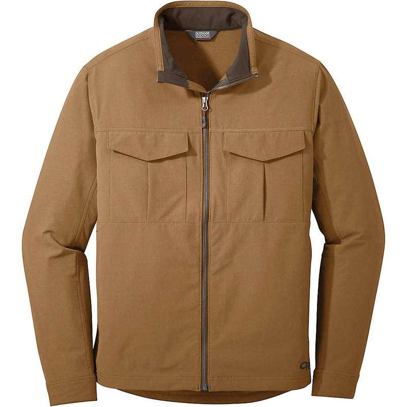 アウトドアリサーチ メンズ ジャケット・ブルゾン アウター Outdoor Research Men's Prologue Field Jacket Saddle Heather