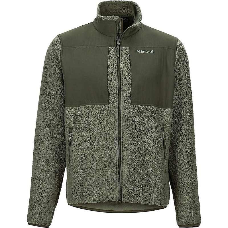 マーモット メンズ ジャケット・ブルゾン アウター Marmot Men's Wiley Jacket Crocodile / Rosin Green