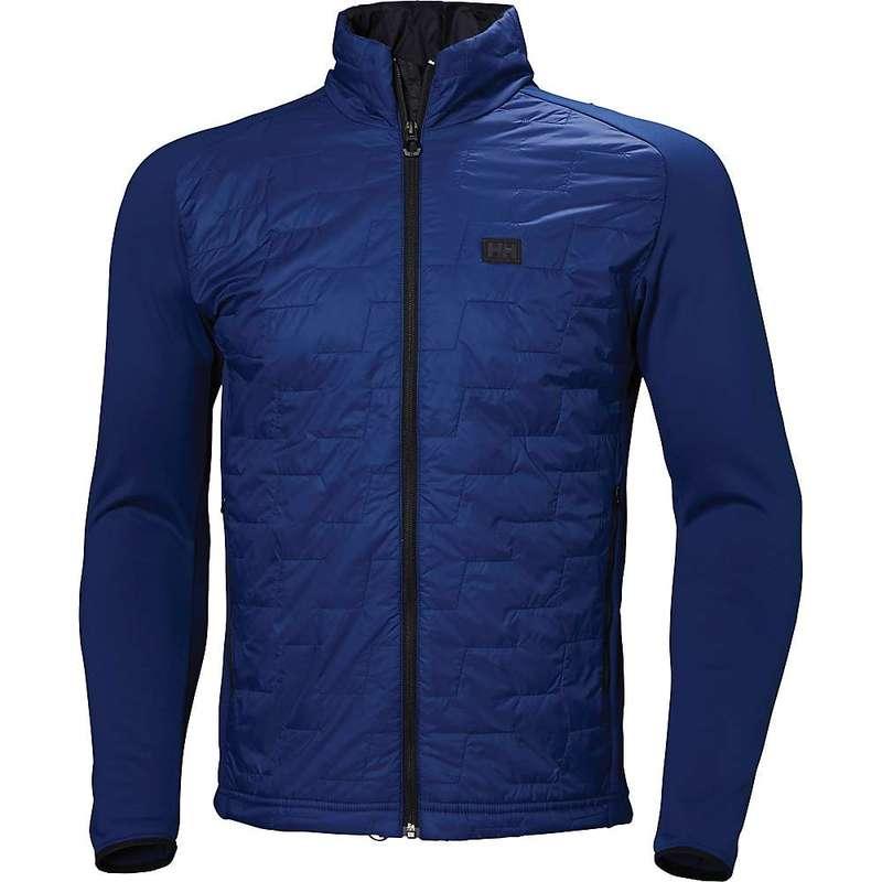 ヘリーハンセン メンズ ジャケット・ブルゾン アウター Helly Hansen Men's Lifa Loft Hybrid Insulator Jacket CATALINA BLUE MATTE