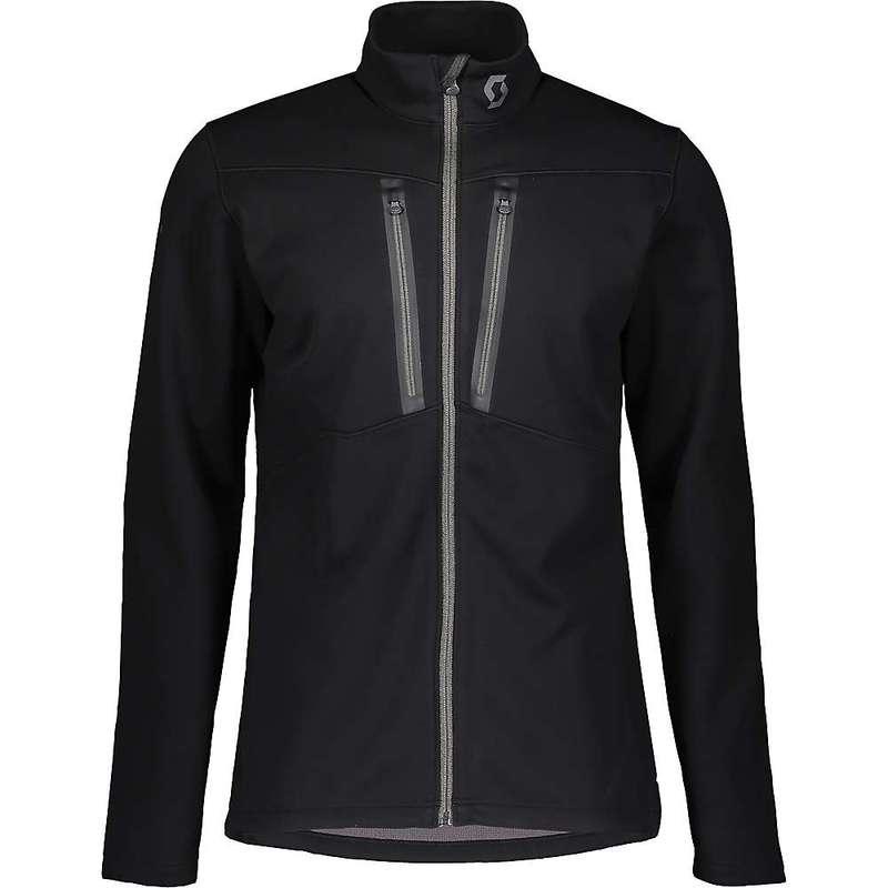 スコット メンズ ジャケット・ブルゾン アウター Scott USA Men's Defined Tech Jacket Black