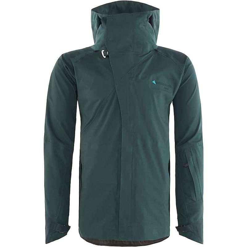 クレッタルムーセン メンズ ジャケット・ブルゾン アウター Klattermusen Men's Brage Jacket Spruce Green