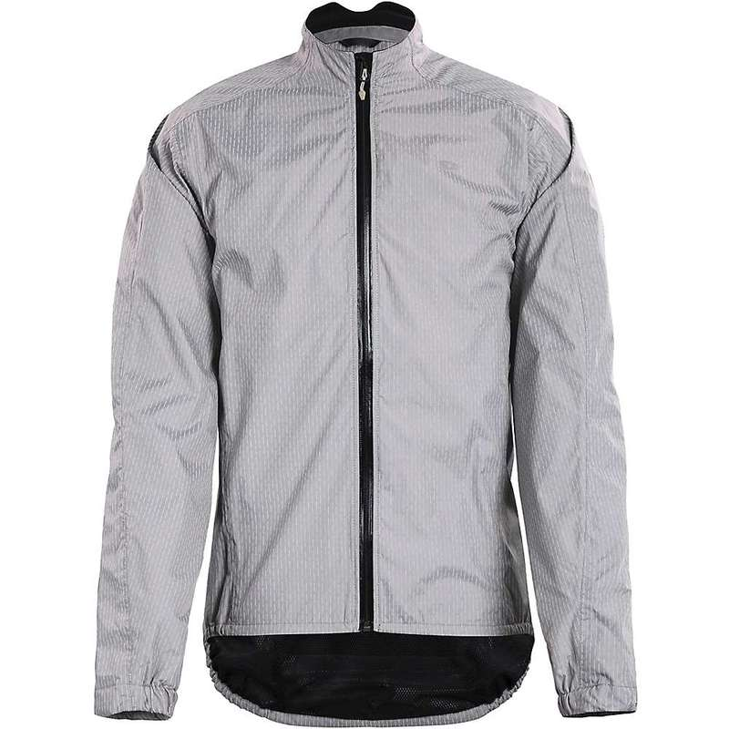 スゴイ メンズ ジャケット・ブルゾン アウター Sugoi Men's Zap Bike Jacket Light Grey Zap