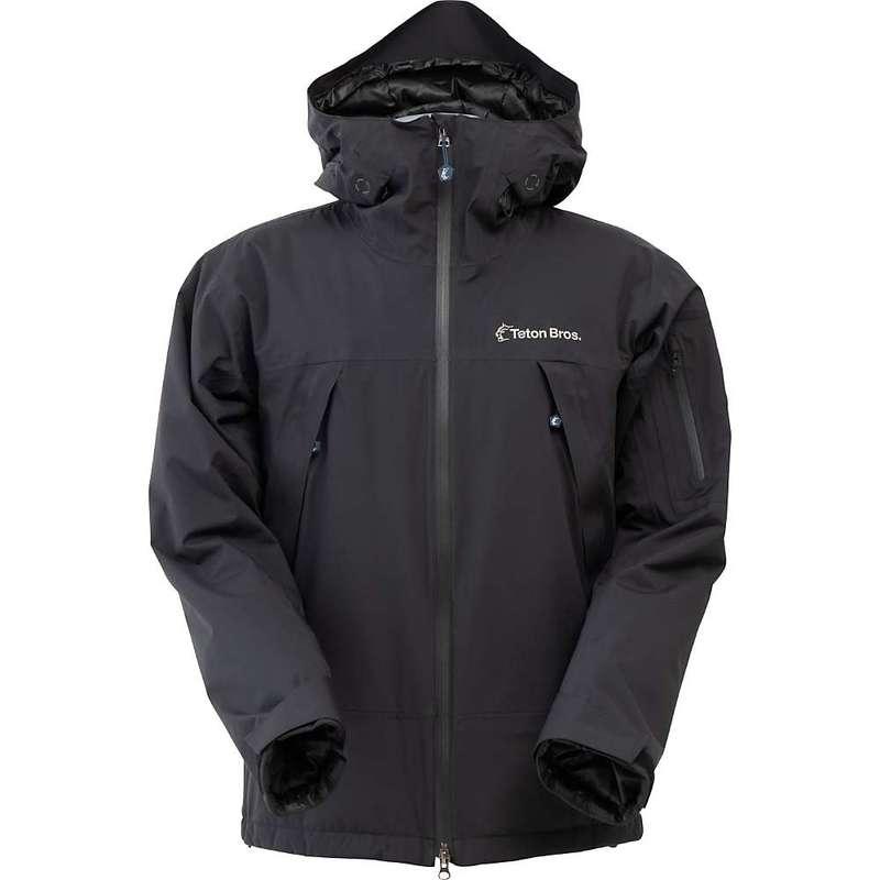 ティートン ブロス メンズ ジャケット・ブルゾン アウター Teton Bros Men's Glory Jacket BLACK