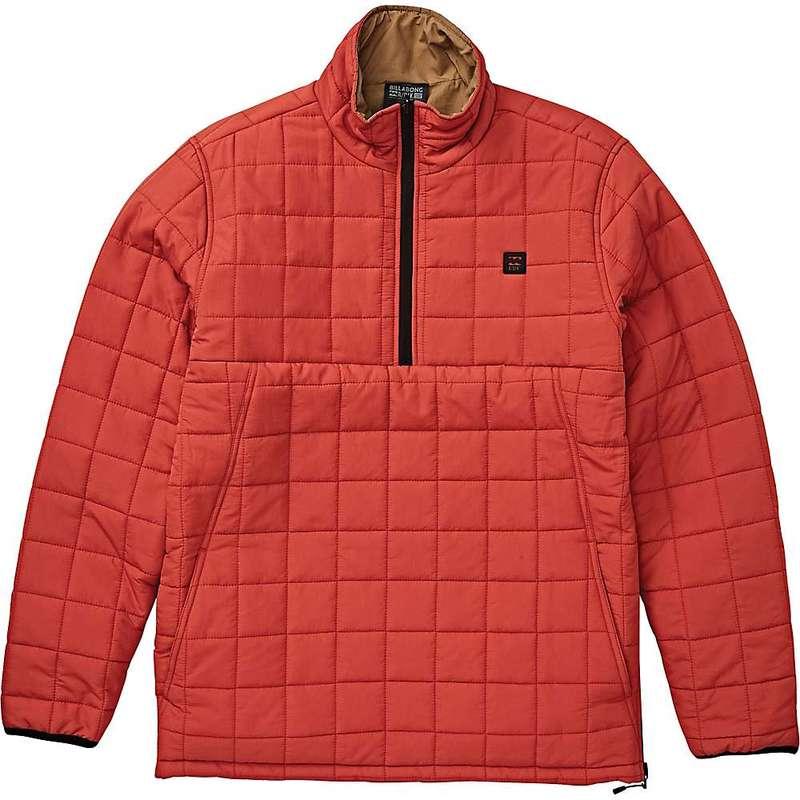 ビラボン メンズ ジャケット・ブルゾン アウター Billabong Men's Boundary Reversible Puffer Jacket Terra