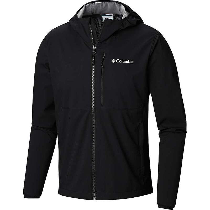 コロンビア メンズ ジャケット・ブルゾン アウター Columbia Men's Mystic Trail Jacket Black