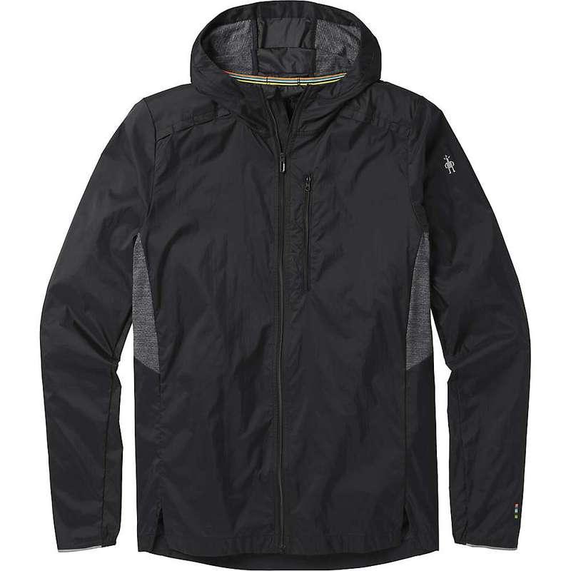 スマートウール メンズ ジャケット・ブルゾン アウター Smartwool Men's Merino Sport Ultra Light Hoody Black