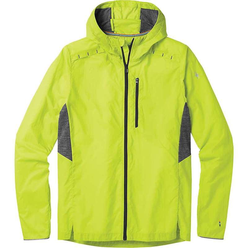 スマートウール メンズ ジャケット・ブルゾン アウター Smartwool Men's Merino Sport Ultra Light Hoody Smartwool Green