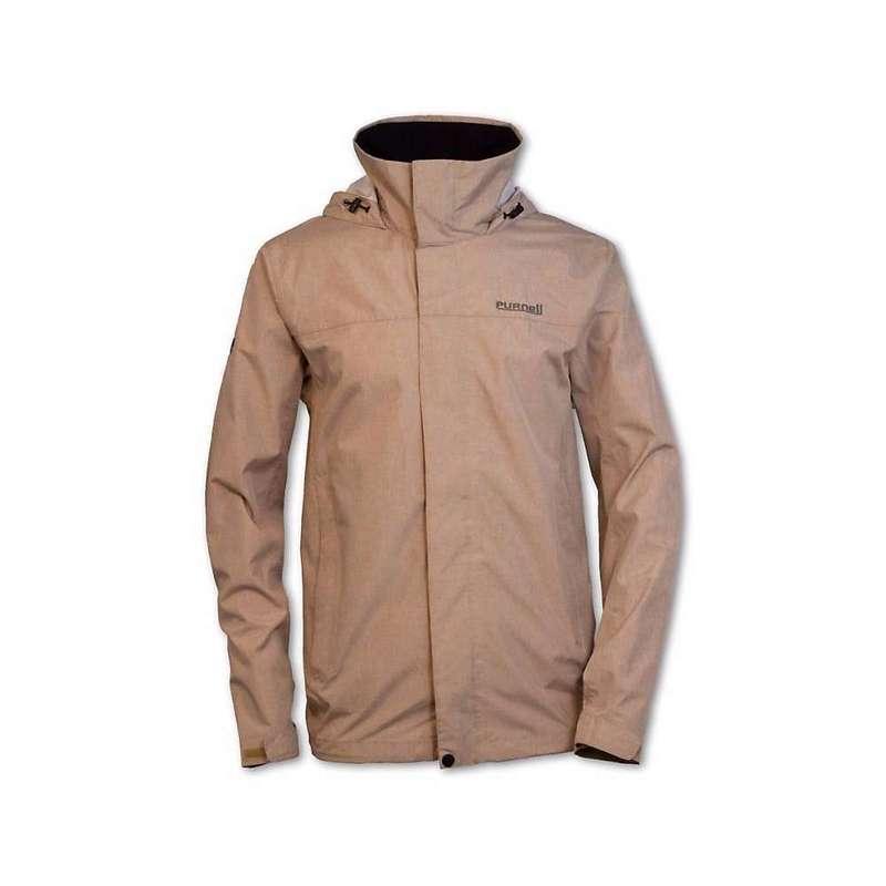 パーネル メンズ ジャケット・ブルゾン アウター Purnell Men's Upgrade Travel Shell Jacket Tan