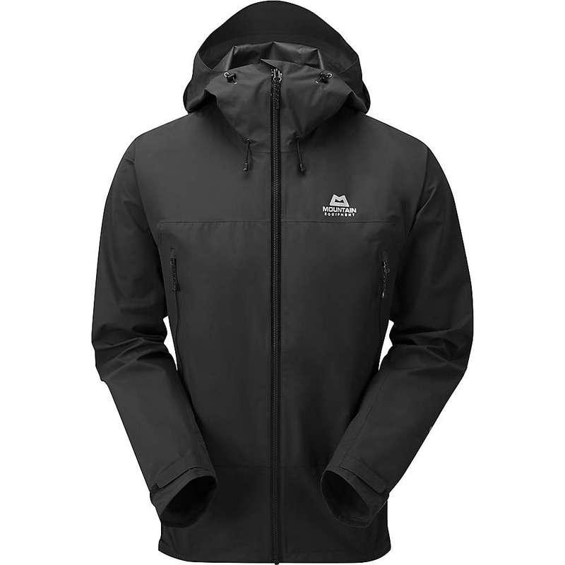 マウンテンイクイップメント メンズ ジャケット・ブルゾン アウター Mountain Equipment Men's Garwhal Jacket Black
