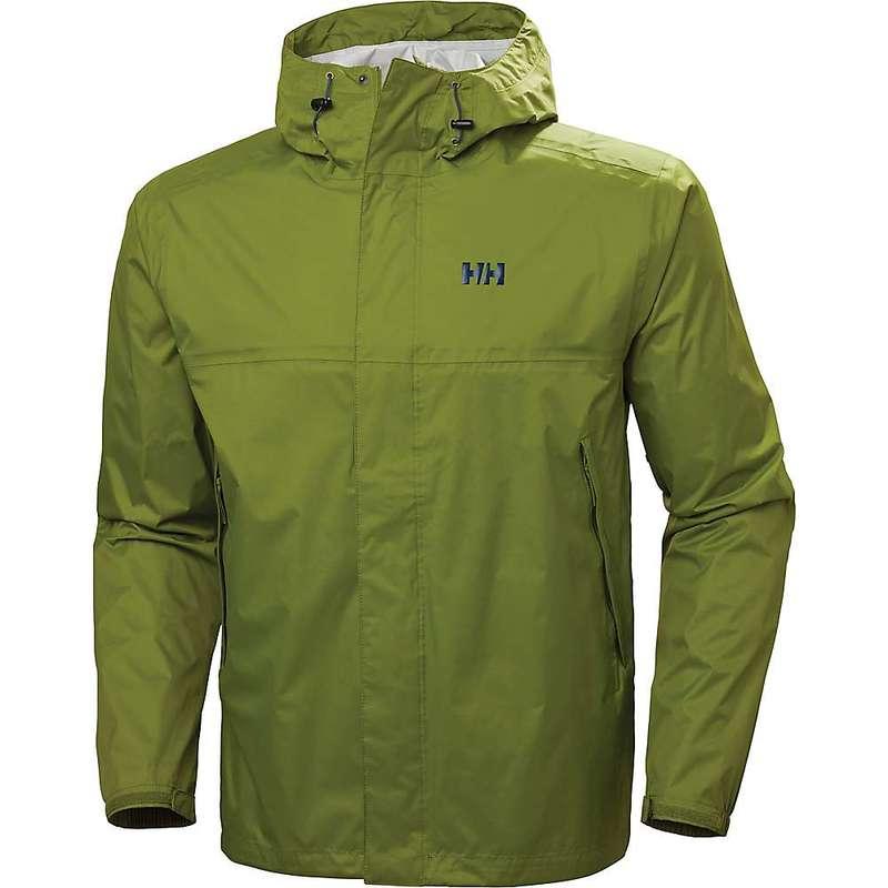 ヘリーハンセン メンズ ジャケット・ブルゾン アウター Helly Hansen Men's Loke Jacket Wood Green
