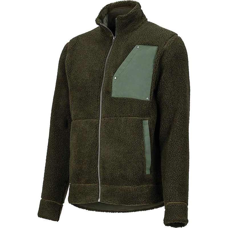 マーモット メンズ ジャケット・ブルゾン アウター Marmot Men's Larson Jacket Rosin Green / Crocodile