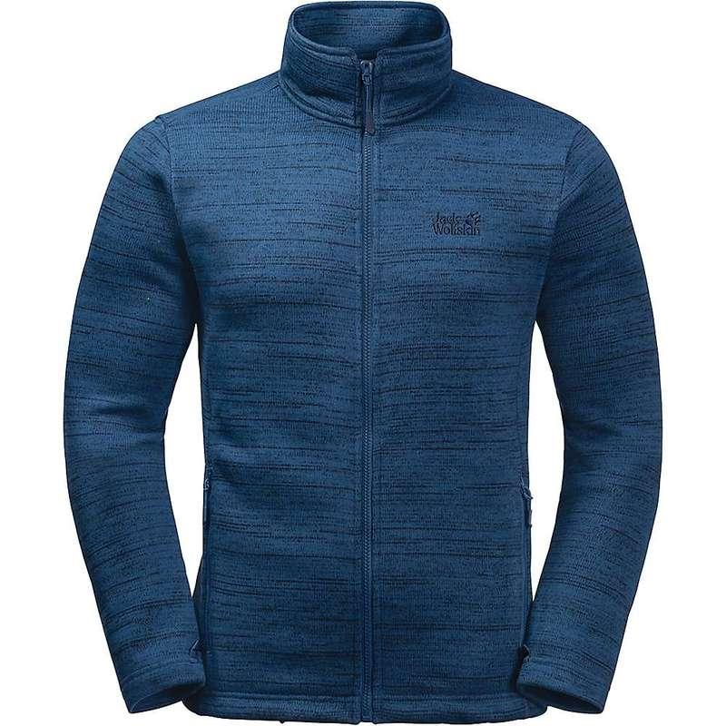 ジャックウルフスキン メンズ ジャケット・ブルゾン アウター Jack Wolfskin Men's Aquila Altis Jacket Indigo Blue