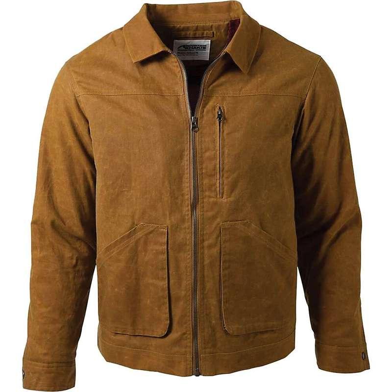 マウンテンカーキス メンズ ジャケット・ブルゾン アウター Mountain Khakis Men's Buckrail Jacket Whiskey