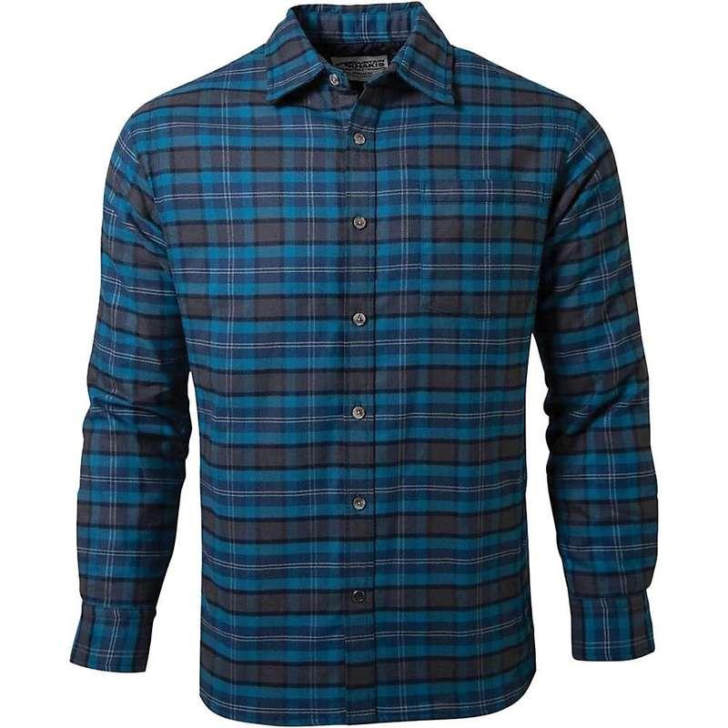マウンテンカーキス メンズ ジャケット・ブルゾン アウター Mountain Khakis Men's Moran Insulated Shirtjac Blue Steel Plaid