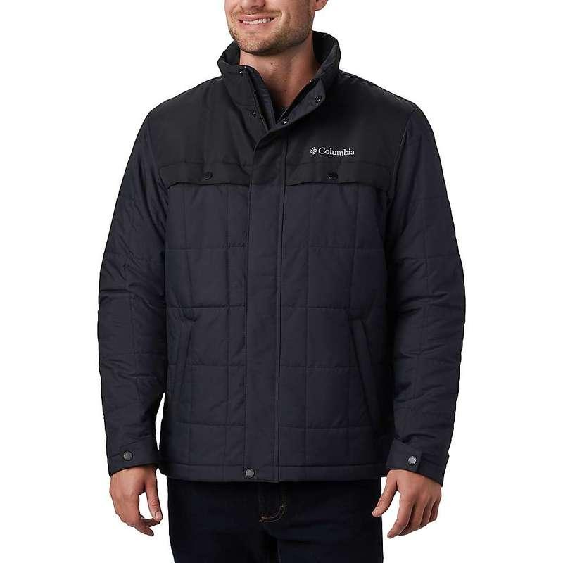 コロンビア メンズ ジャケット・ブルゾン アウター Columbia Men's Ridgestone II Jacket Black