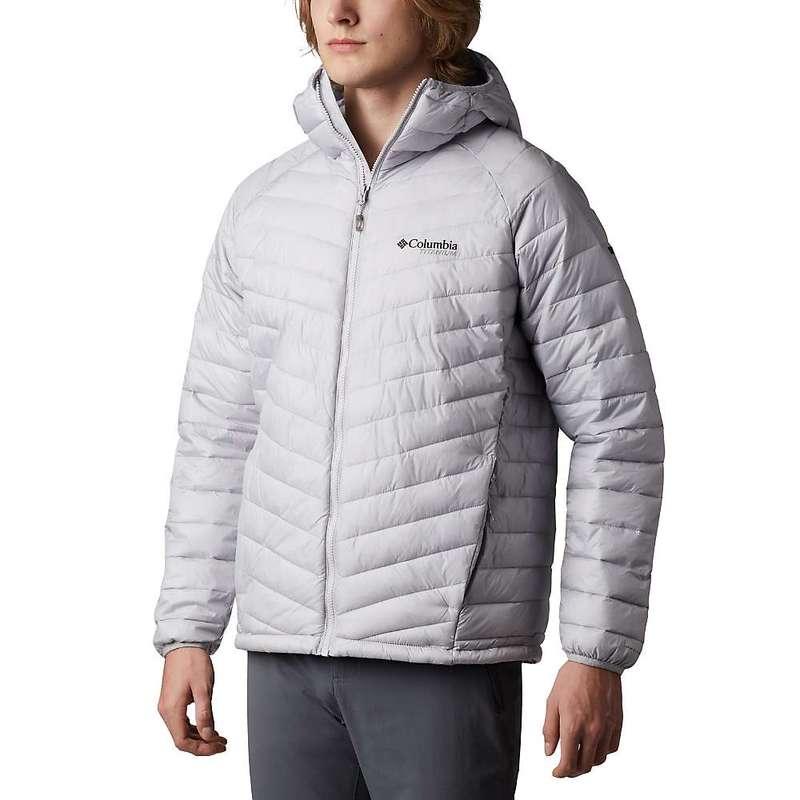 送料無料 春の新作シューズ満載 サイズ交換無料 定番 コロンビア メンズ アウター ジャケット ブルゾン Slate Country Grey Titanium Snow Columbia Men's Hooded Jacket