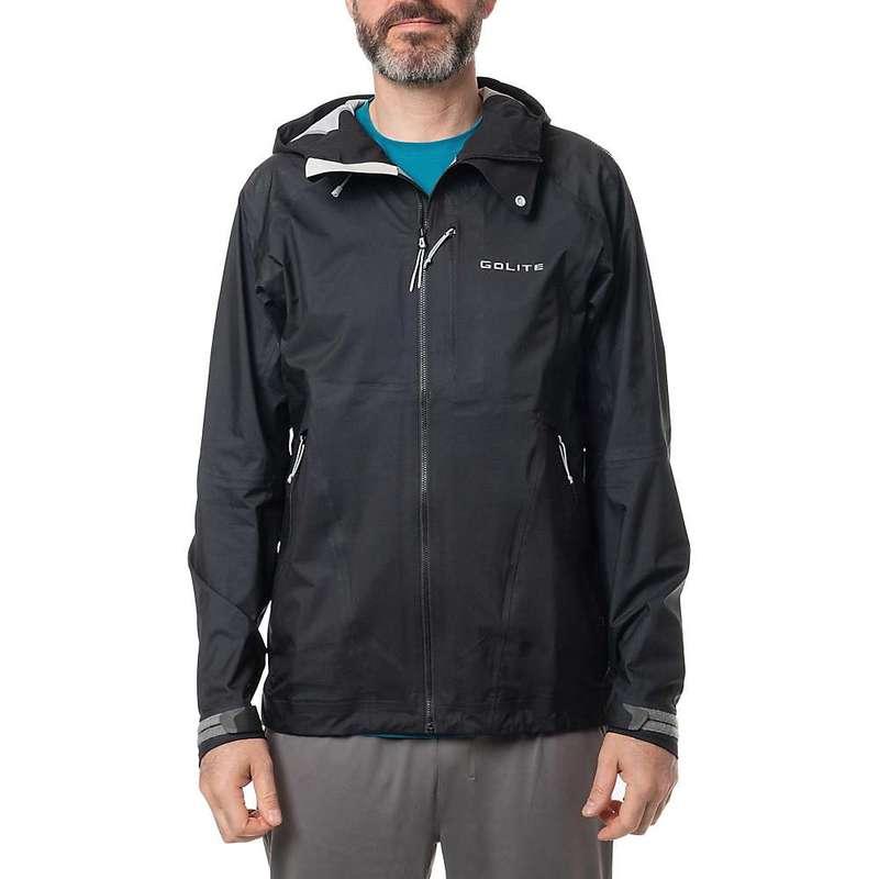 ゴーライト メンズ ジャケット・ブルゾン アウター GoLite Men's Pinnacle Pro Jacket Black