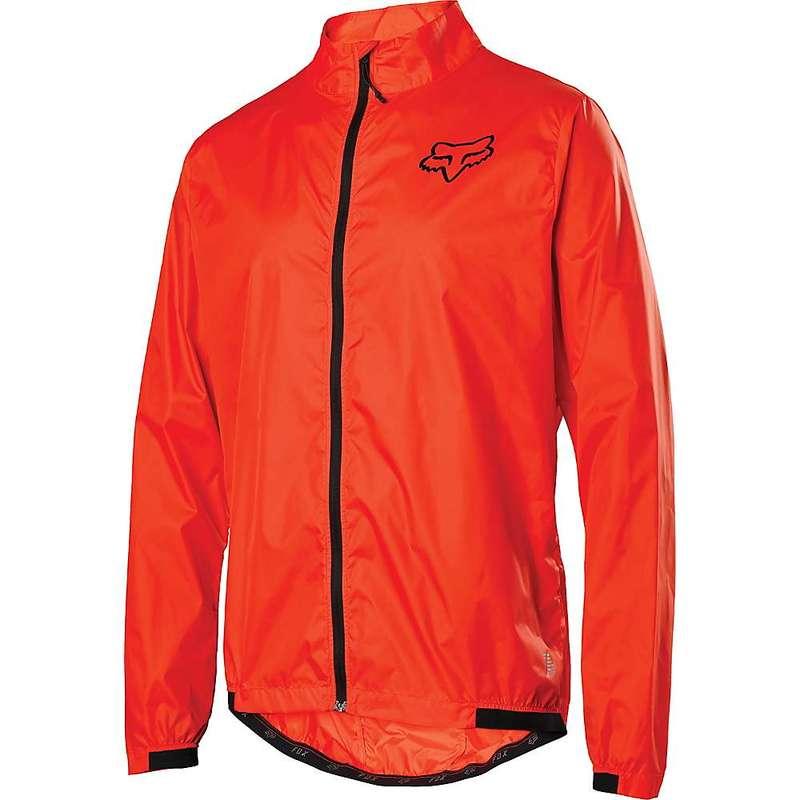 フォックス メンズ ジャケット・ブルゾン アウター Fox Men's Defend Wind Jacket Orange Crush