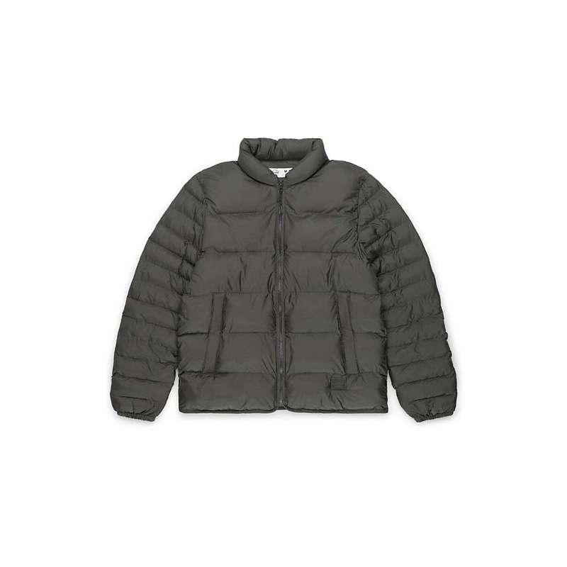 ハーシャル メンズ ジャケット・ブルゾン アウター Herschel Supply Co Men's Featherless High Fill Jacket Dark Olive TL