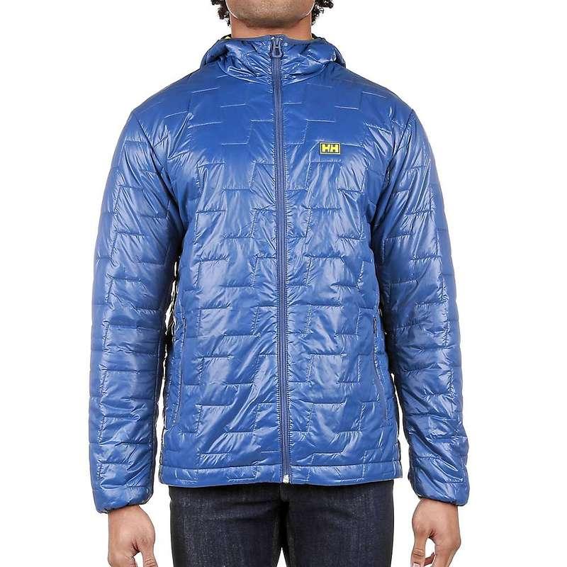 ヘリーハンセン メンズ ジャケット・ブルゾン アウター Helly Hansen Men's Lifaloft Hooded Insulator Jacket North Sea Blue