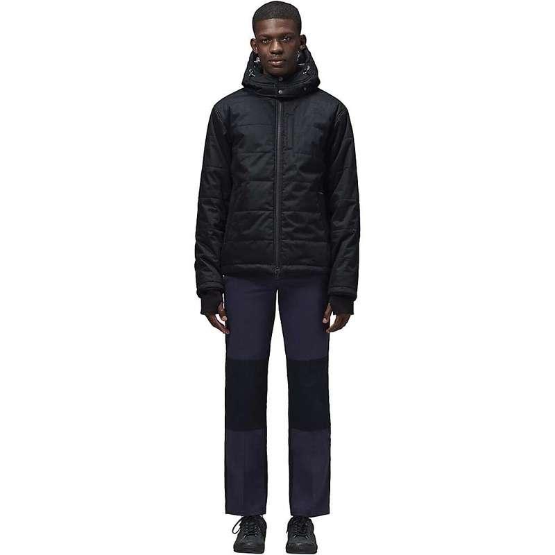 フードラム メンズ ジャケット・ブルゾン アウター Hoodlamb Men's Nordic Puffer Black
