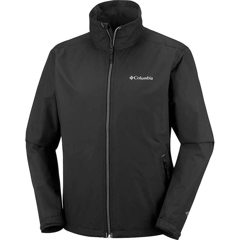 コロンビア メンズ ジャケット・ブルゾン アウター Columbia Men's Bradley Peak Jacket Black