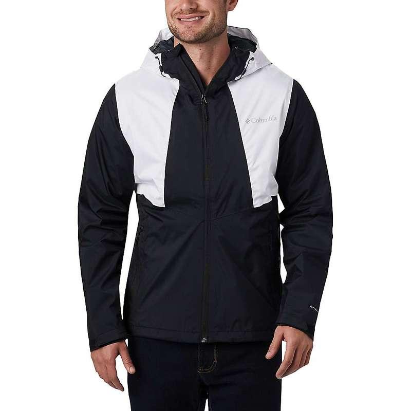 コロンビア メンズ ジャケット・ブルゾン アウター Columbia Men's Inner Limits II Jacket Black/White