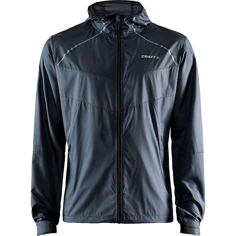 クラフトスポーツウェア メンズ ジャケット・ブルゾン アウター Craft Men's Charge Light Jacket Black
