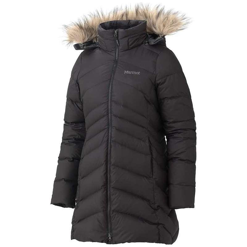 マーモット レディース ジャケット・ブルゾン アウター Marmot Women's Montreal Coat Black