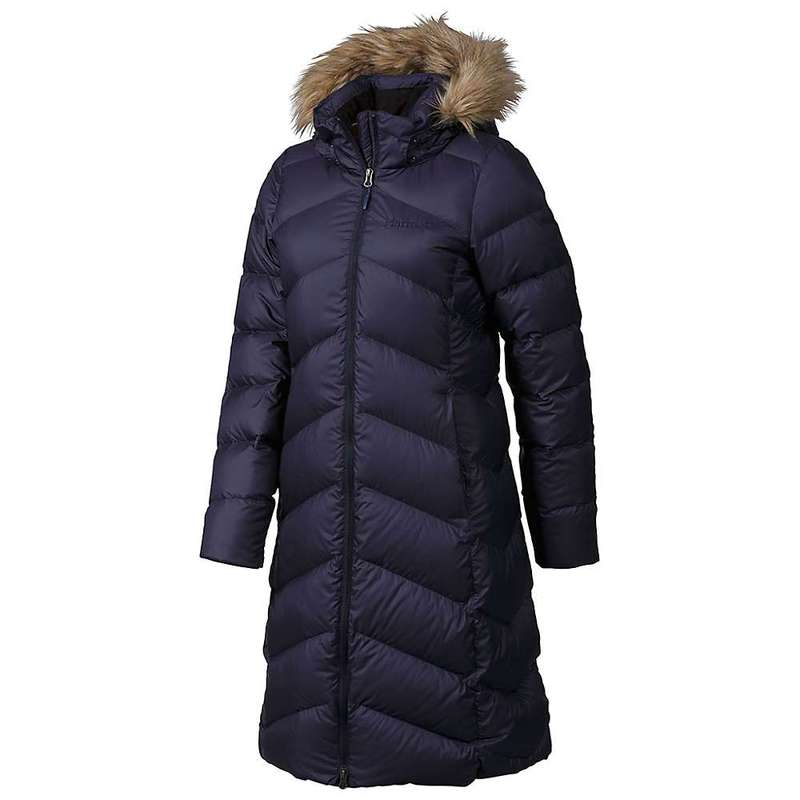マーモット レディース ジャケット・ブルゾン アウター Marmot Women's Montreaux Coat Midnight Navy