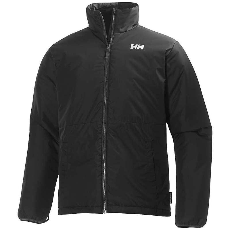 ヘリーハンセン メンズ ジャケット・ブルゾン アウター Helly Hansen Men's Squamish CIS Jacket Black