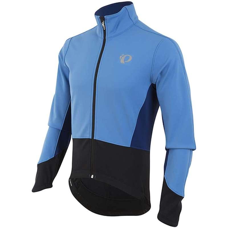 パールイズミ メンズ ジャケット・ブルゾン アウター Pearl Izumi Men's ELITE Pursuit Softshell Jacket Blue X2