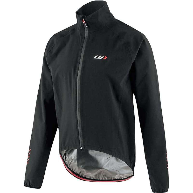 イルスガーナー メンズ ジャケット・ブルゾン アウター Louis Garneau Men's Granfondo 2 Jacket Black