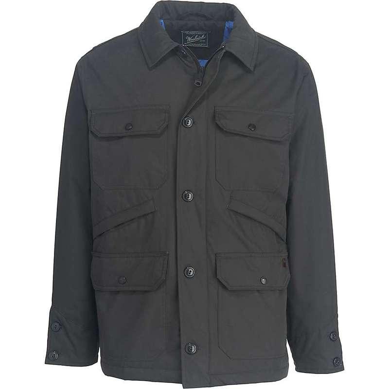 ウール リッチ メンズ ジャケット・ブルゾン アウター Woolrich Men's Crestview Eco Rich Field Jacket Asphalt