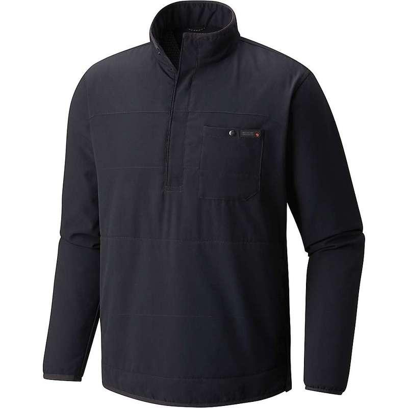 マウンテンハードウェア メンズ ジャケット・ブルゾン アウター Mountain Hardwear Men's Right Bank Shirt Jack Black