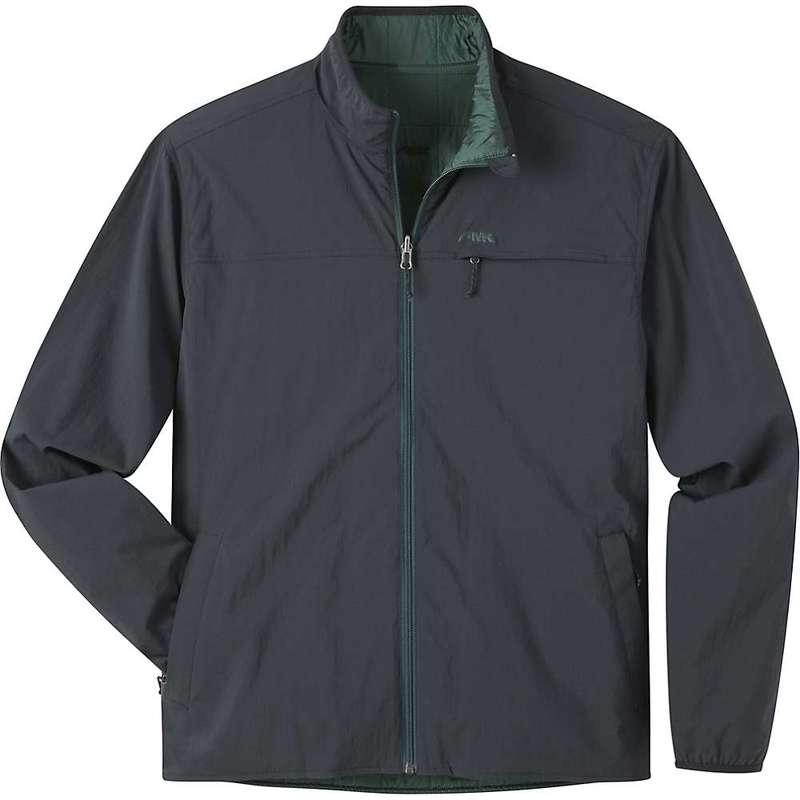 マウンテンカーキス メンズ ジャケット・ブルゾン アウター Mountain Khakis Men's Alpha Switch Jacket Black