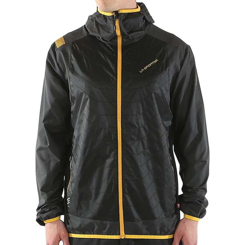 ラスポルティバ メンズ ジャケット・ブルゾン アウター La Sportiva Men's Task Hybrid Jacket Black