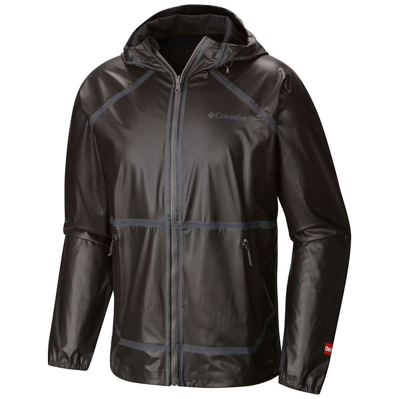 コロンビア メンズ ジャケット・ブルゾン アウター Columbia Titanium Men's OutDry Reversible Jacket Black