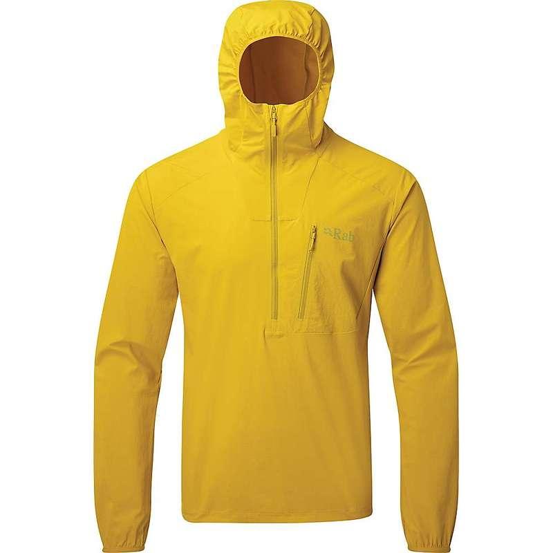 ラブ メンズ ジャケット・ブルゾン アウター Rab Men's Borealis Pull-On Jacket Sulphur