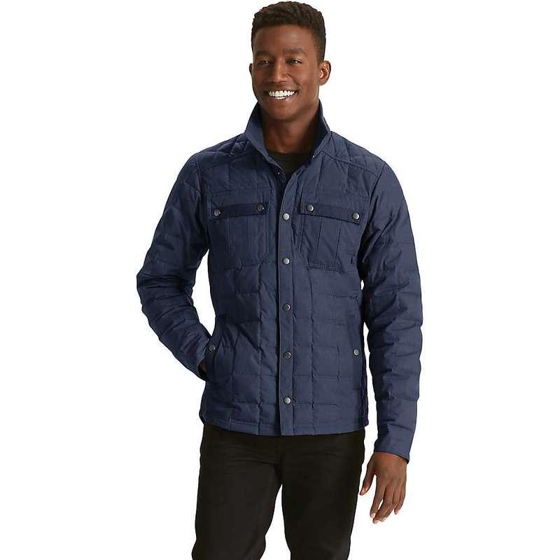 ナウ メンズ ジャケット・ブルゾン アウター Nau Men's Utility Down Shirt Jacket Prussian Heather
