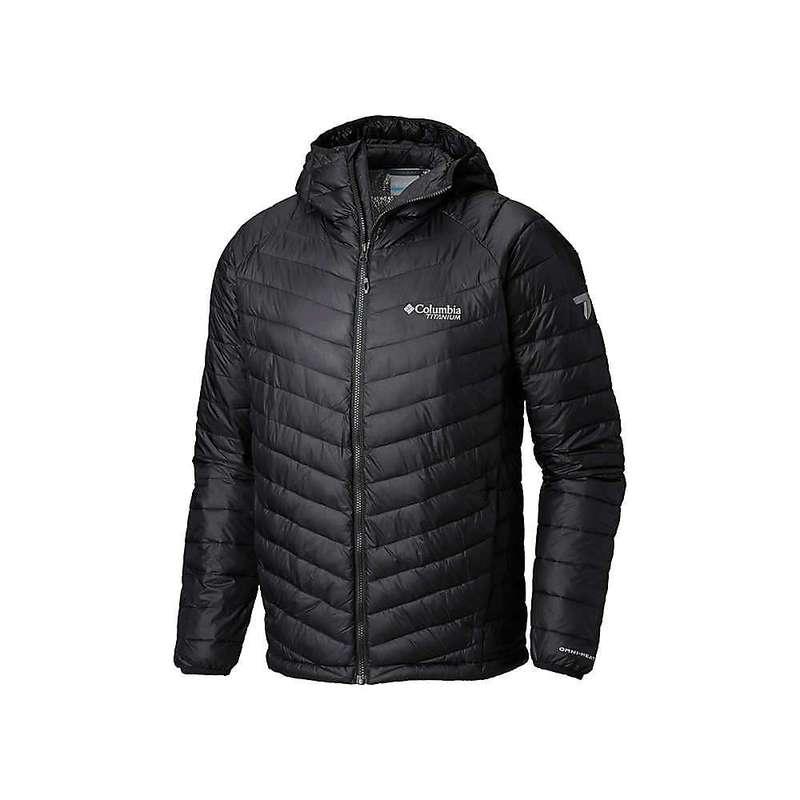 コロンビア メンズ ジャケット・ブルゾン アウター Columbia Men's Snow Country Hooded Jacket Black