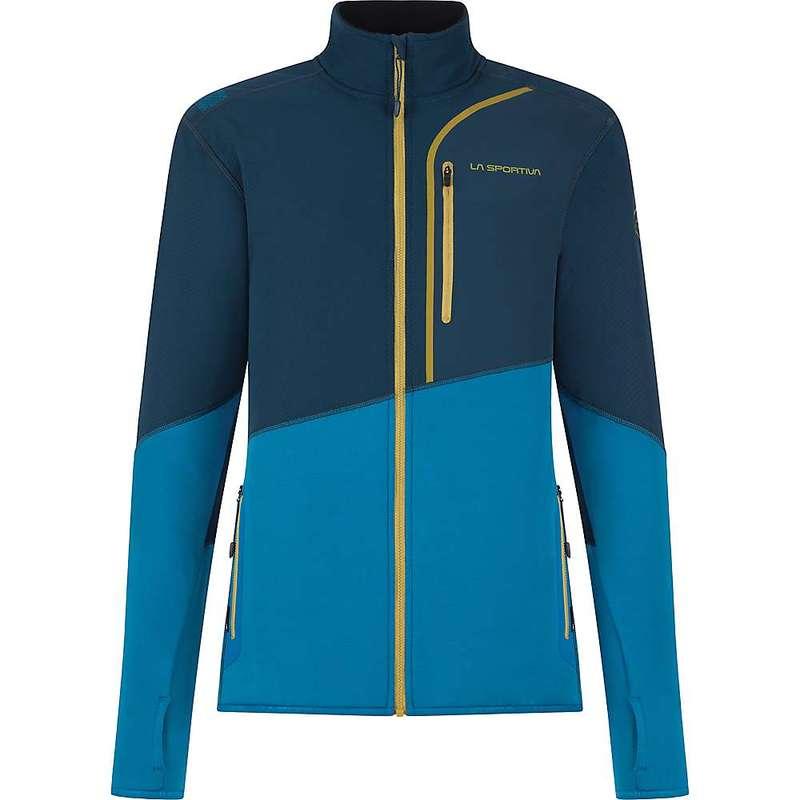 ラスポルティバ メンズ ジャケット・ブルゾン アウター La Sportiva Men's Maze Jacket Opal Neptune