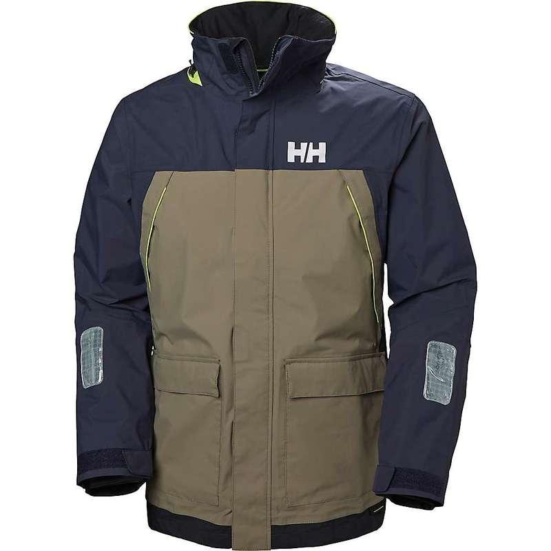ヘリーハンセン メンズ ジャケット・ブルゾン アウター Helly Hansen Men's Pier Jacket FALLEN ROCK