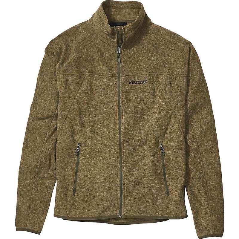 マーモット メンズ ジャケット・ブルゾン アウター Marmot Men's Pisgah Fleece Jacket Nori