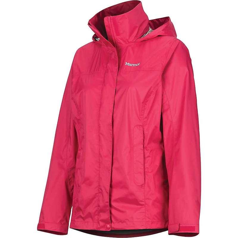マーモット レディース ジャケット・ブルゾン アウター Marmot Women's PreCip Eco Jacket Disco Pink